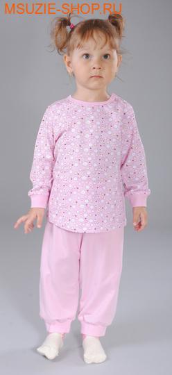Милашка Сьюзи пижама. 86 розов.рисунок ростОдежда для дома<br><br>