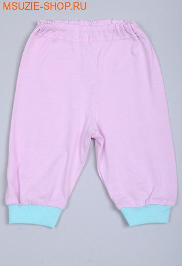 Милашка Сьюзи брючки. 62 розовый ростлегкие ползунки,брючки<br><br>