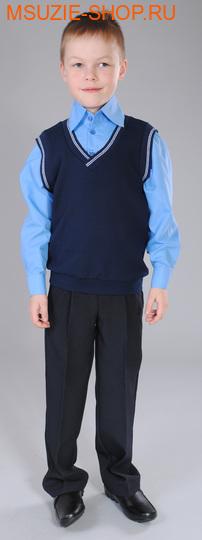 Милашка Сьюзи рубашка 2 в 1. 122 ростШкольная форма<br><br>