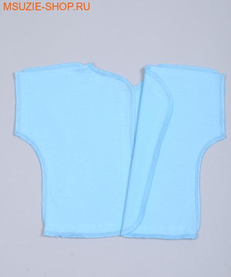 Милашка Сьюзи распашонка. 56 голубой ростлегкие кофточки,распашонки,боди<br><br>