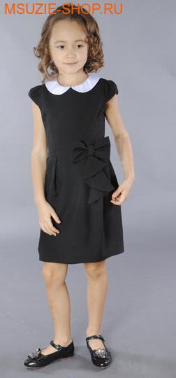 Милашка Сьюзи платье. 122 черный ростновинки<br><br>