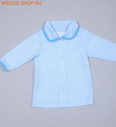 Милашка Сьюзи кофточка. 62 голубой горох ростлегкие кофточки,распашонки,боди<br><br>