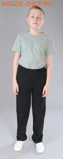 Милашка Сьюзи брюки. 128 черный ростБрюки, шорты <br><br>