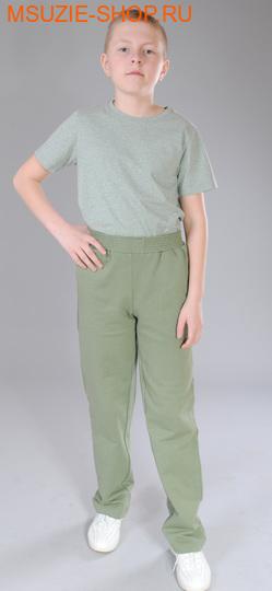 Милашка Сьюзи брюки. 128 хаки ростБрюки, шорты <br><br>