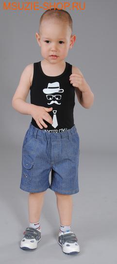 Милашка Сьюзи шорты. 104 синий ростБрюки, шорты <br><br>