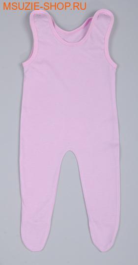 Милашка Сьюзи ползунки. 56 розовый ростлегкие ползунки,брючки<br><br>