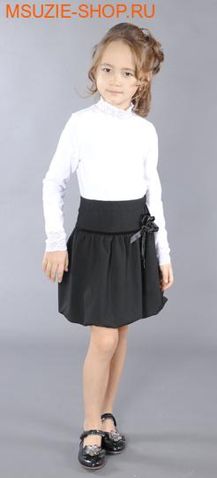 Флер де Ви юбка. 122 серый ростЮбки/брюки <br><br>