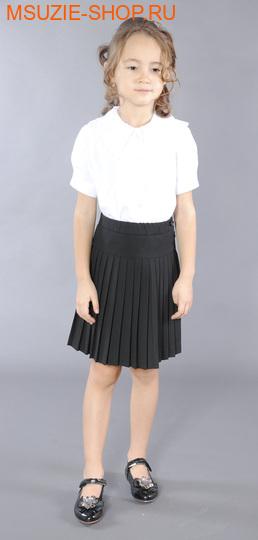 Флер де Ви юбка. 134 серый ростЮбки/брюки <br><br>