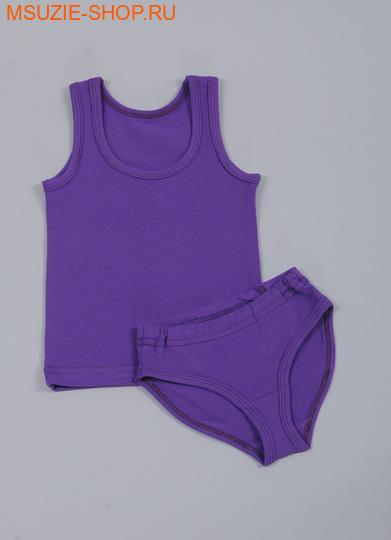 Милашка Сьюзи майка+трусы. 80 св.фиолет ростНижнее белье<br><br>
