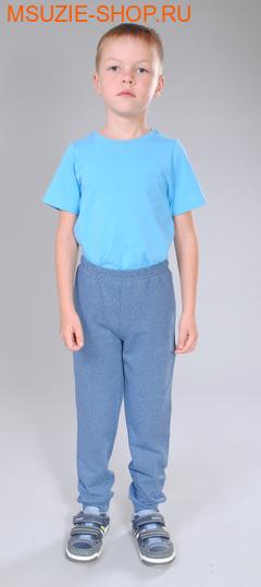 Милашка Сьюзи брюки. 104 сероголубой ростБрюки, шорты <br><br>