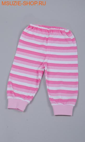 Милашка Сьюзи брючки. 68 розовый (полоска) ростлегкие ползунки,брючки<br><br>