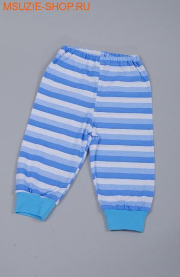 Милашка Сьюзи брючки. 68 голубой (полоска) ростлегкие ползунки,брючки<br><br>