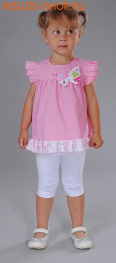 Милашка Сьюзи туника. 104 розовый ростДжемпера, рубашки, кофты<br><br>