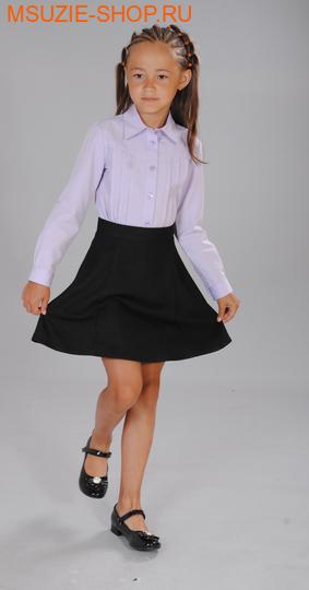 Милашка Сьюзи блузка. 122 св.сирень ростБлузки<br><br>