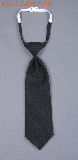 Флер де Ви галстук. 122 синий (полоска) ростШкольная форма<br><br>