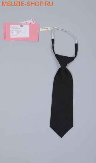 Флер де Ви галстук. 122 тем.серый (полоска) ростШкольная форма<br><br>