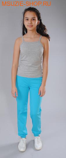 Милашка Сьюзи брюки. 146 голубой ростБрюки, юбки  <br><br>