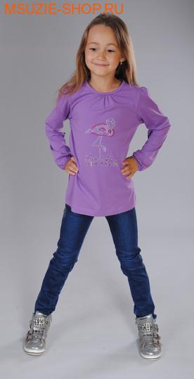 Милашка Сьюзи блузка. 104 сирень ростДжемпера, рубашки, кофты<br><br>
