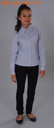 Милашка Сьюзи блузка. 122 сирень (мелк.полоска) ростБлузки<br><br>