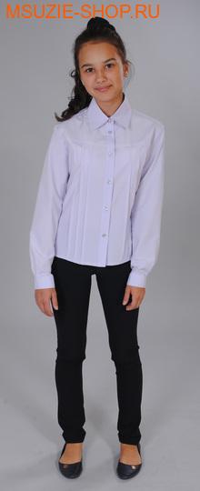 Милашка Сьюзи блузка. 122 сирень (круп.полоска) ростБлузки<br><br>