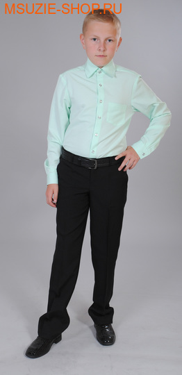 Милашка Сьюзи рубашка. 146 св.салат ростШкольная форма<br><br>