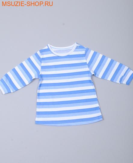 Милашка Сьюзи кофточка. 68 голубой (полоска) ростлегкие кофточки,распашонки,боди<br><br>