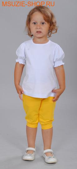 Милашка Сьюзи бриджи. 98 желтый ростновинки<br><br>