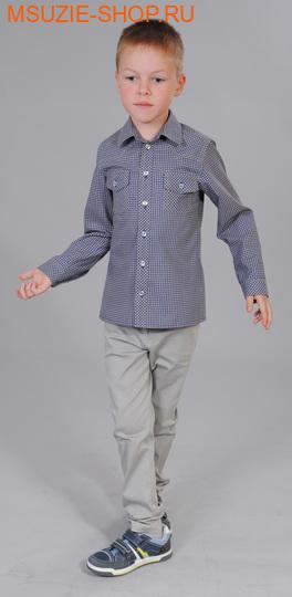 Милашка Сьюзи рубашка. 104 бежевый ростДжемпера, рубашки, кофты<br><br>