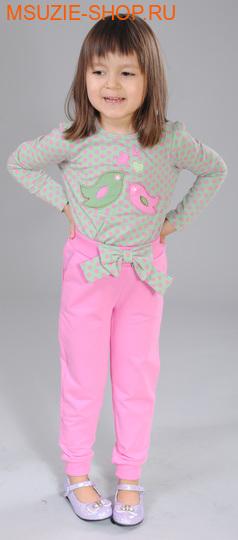 Флер де Ви брюки. 80 св.зеленый ростосень-зима<br><br>