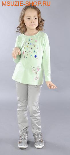 Флер де Ви блузка. 98 св.салат ростосень-зима<br><br>