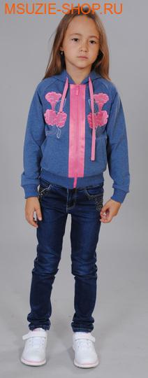 Милашка Сьюзи куртка. 122 индиго ростновинки<br><br>