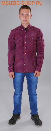 Милашка Сьюзи рубашка. 146 красный ростнарядная одежда<br><br>