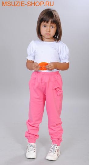 Милашка Сьюзи брюки. 104 ярк.розовый ростБрюки, юбки  <br><br>