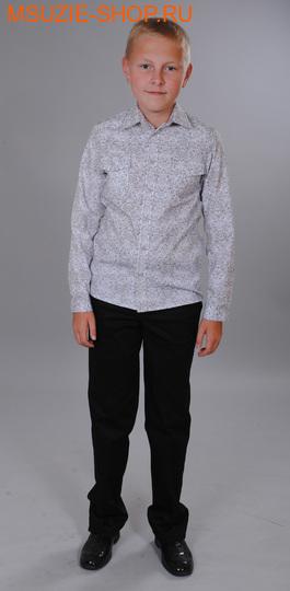 Милашка Сьюзи сорочка. 122 коричневый ростДжемпера, рубашки, кофты<br><br>