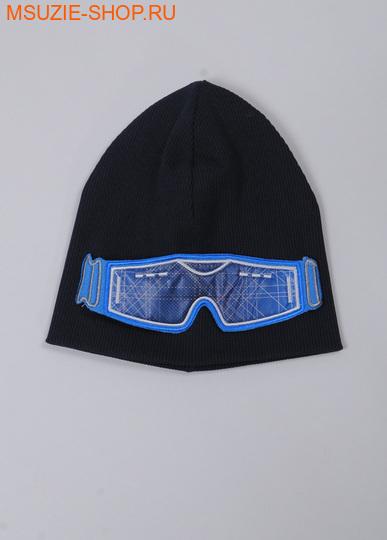 Милашка Сьюзи шапка. 104 тем.синий ростГоловные уборы,варежки,перчатки <br><br>