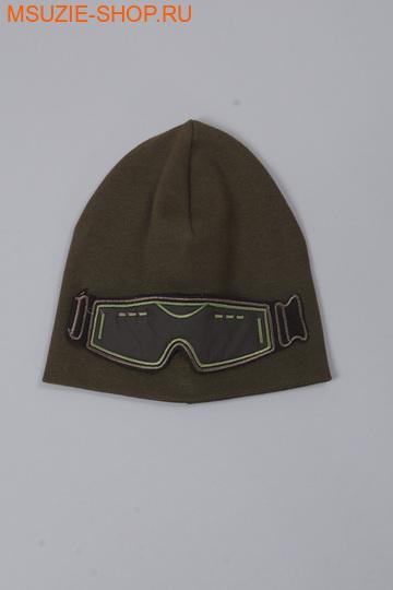 Милашка Сьюзи шапка. 104 тем.хаки ростГоловные уборы,варежки,перчатки <br><br>