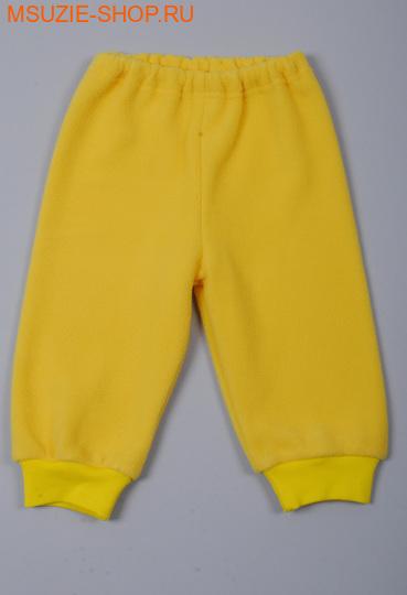 Милашка Сьюзи ползунки. 68 желтый росттеплые ползунки,брючки<br><br>