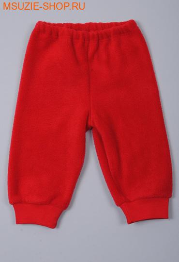 Милашка Сьюзи ползунки. 68 красный росттеплые ползунки,брючки<br><br>