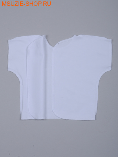 Милашка Сьюзи распашонка. 56 белый ростлегкие кофточки,распашонки,боди<br><br>