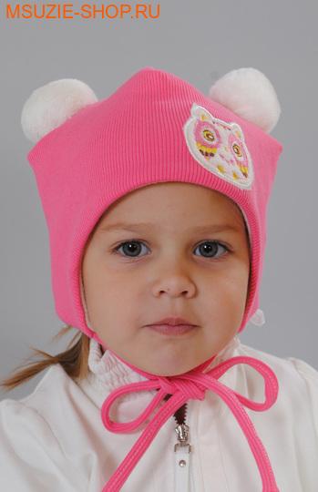 Милашка Сьюзи шапка. 74 ярк.розовый ростГоловные уборы,варежки,перчатки <br><br>