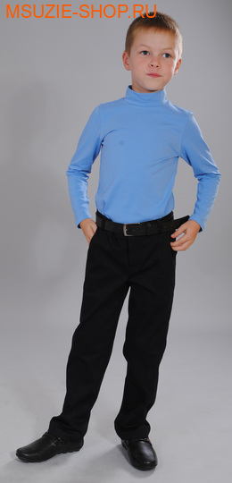 Милашка Сьюзи водолазка. 122 синеголубой ростДжемпера, рубашки, кофты<br><br>