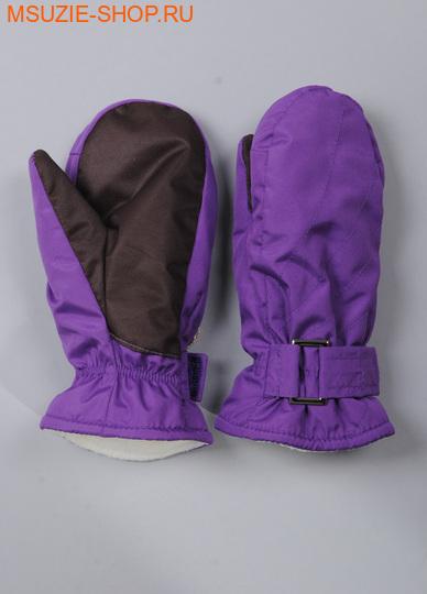 Милашка Сьюзи варежки. 104 фиолет ростГоловные уборы,варежки,перчатки <br><br>