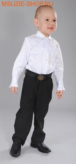 Милашка Сьюзи брюки. 104 черный (габардин) ростБрюки, шорты <br><br>