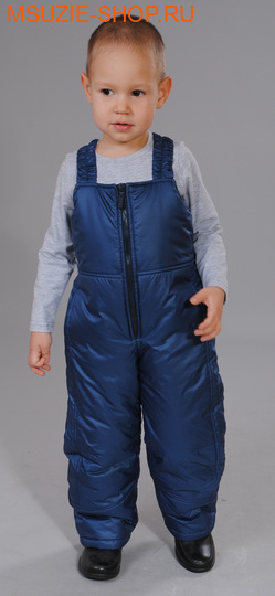 Милашка Сьюзи п/комбинезон (зима). 80 синий ростЗима <br><br>