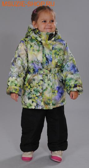 Милашка Сьюзи куртка (зима). 104 хаки ростЗима<br><br>