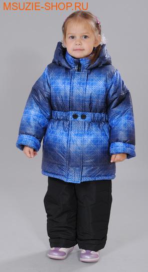 Милашка Сьюзи куртка (зима). 104 синий ростЗима<br><br>