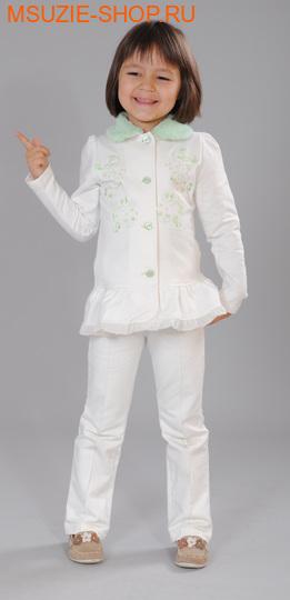 Милашка Сьюзи куртка. 104 молочный ростВесна-лето<br><br>