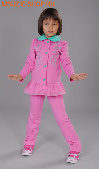 Милашка Сьюзи куртка. 104 розовый ростВесна-лето<br><br>