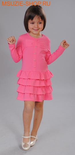 Милашка Сьюзи платье. 104 ярк.розовый ростПлатья <br><br>