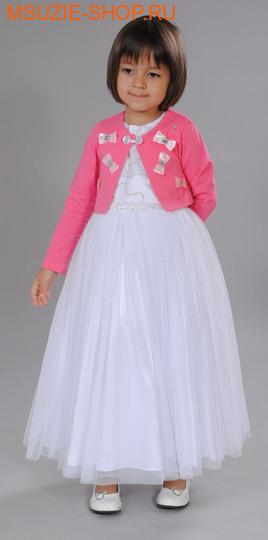 Милашка Сьюзи болеро. 104 ярк.розовый ростТопы, маечки, болеро<br><br>